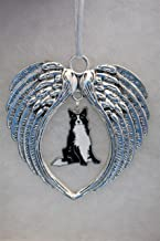 Border Collie Dog Memorial Christmas Ornament Sympathy Gift for Pet Owner