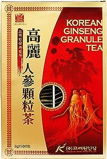 Goryowon Ginseng Tea, 100 Count