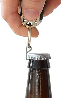 Titanium Pry.Me Bottle Opener + Key Ring
