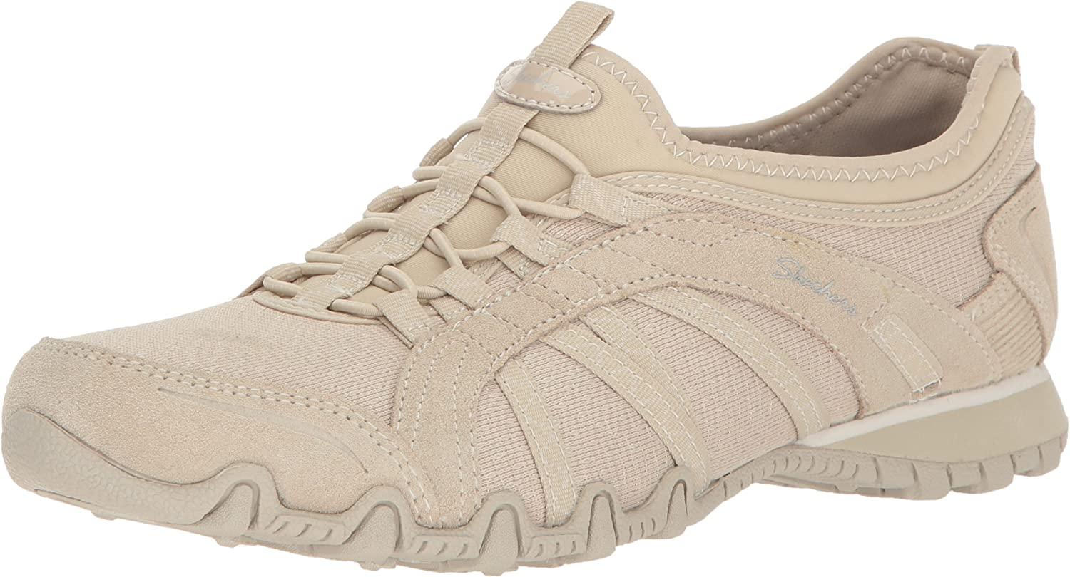 Skechers Womens Bikers - Hermosa Sneaker