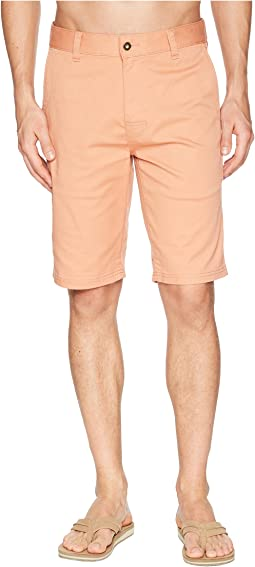 Prana - Table Rock Chino Shorts