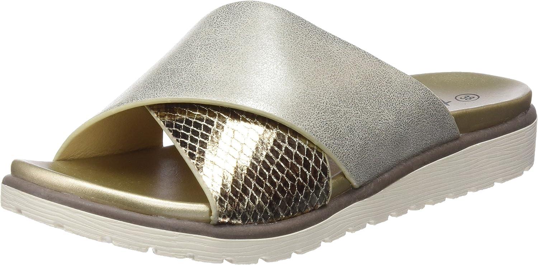 XTI shoes Woman Sandals 47941 gold