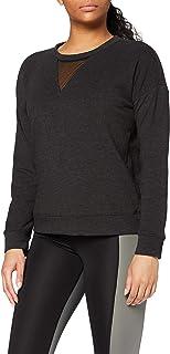 AURIQUE Amazon Brand Women's Super Soft Long Sleeve Sweatshirt