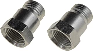 Dorman 42002 Spark Plug Non-Foulers - 18mm Tapered Seat for Select Models, 2 Pack