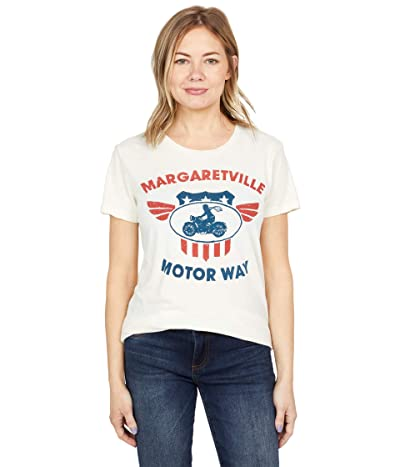 Chaser Moto Racer Recycled Vintage Jersey Everybody Tee