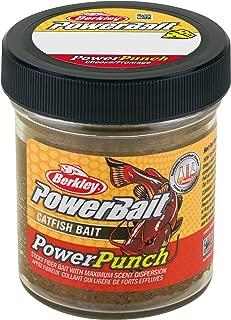Berkley Catfish Power Punch Cheese Fishing Bait, Multi, 3 oz
