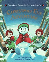 Snowden, Raggedy Ann & Andy's Christmas Eve Adventure Board Book from Target