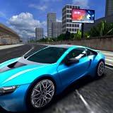 モダンシティカードリフト3Dレーシングゲーム