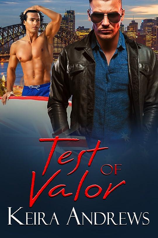 実験脚疲労Test of Valor: Gay May-December Romance (English Edition)