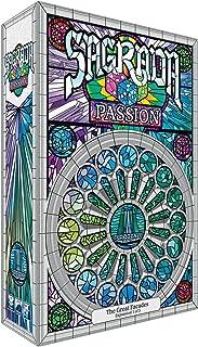 Floodgate Games Sagrada The Great Facades Passion Board Game, Multi-Colored (FGGSA03)