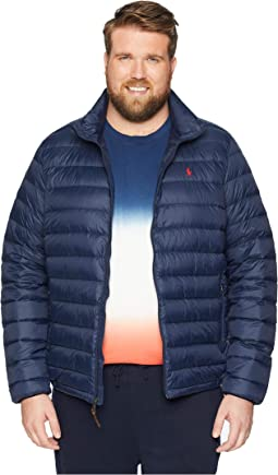 Big & Tall Lightweight Packable Down Jacket
