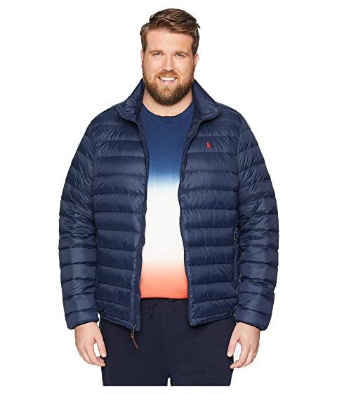 e3435c7ba Polo Ralph Lauren Big   Tall Big   Tall Lightweight Packable Down Jacket.  5Rated 5 stars out of 5 1 Review.  228.00. Product View