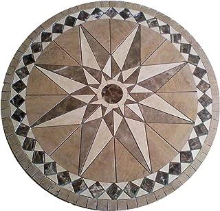 Best floor medallions stone Reviews