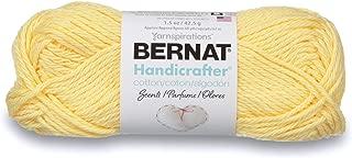 Bernat Handicrafter Cotton Scents Yarn, 1.5 oz, Vanilla Bouquet