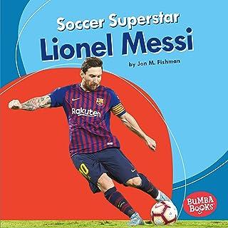 Soccer Superstar Lionel Messi (Bumba Books ® — Sports Superstars)