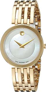 Women's Swiss Quartz and Stainless-Steel Casual Watch,...