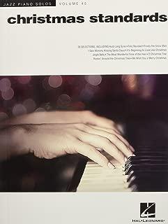 Christmas Standards: Jazz Piano Solos Series Volume 45