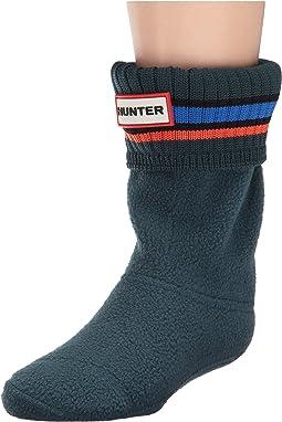 Original Buoy Stripe Cuff Socks (Toddler/Little Kid/Big Kid)