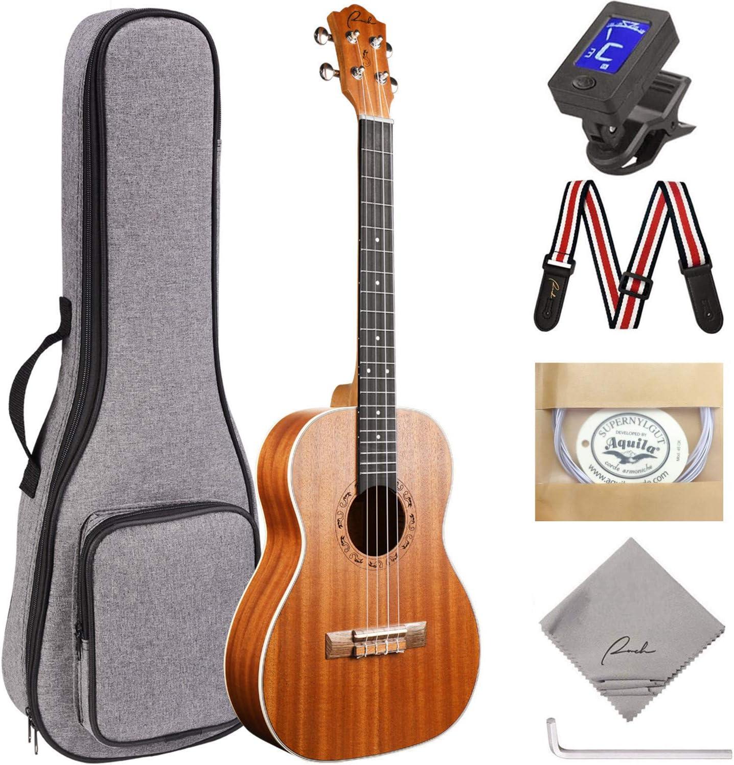Ranch Baritone Ukulele 30 inch Instrument K Regular High quality new discount Professional ukelele