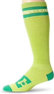 Shoes Mens Dc Shoes Apache Lite 13 - L - Green Lime L/Xl