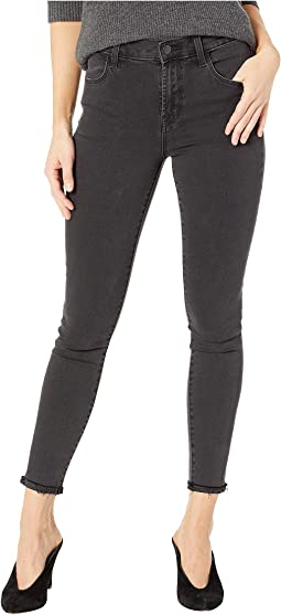 Alana High-Rise Crop Skinny Jeans in Spatial