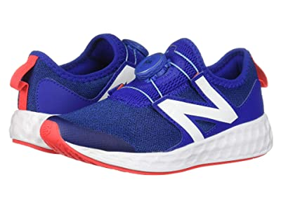 New Balance Kids N Speed (Little Kid) (Team Royal/Red) Boys Shoes
