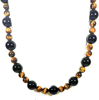 Best bead necklace mens Reviews