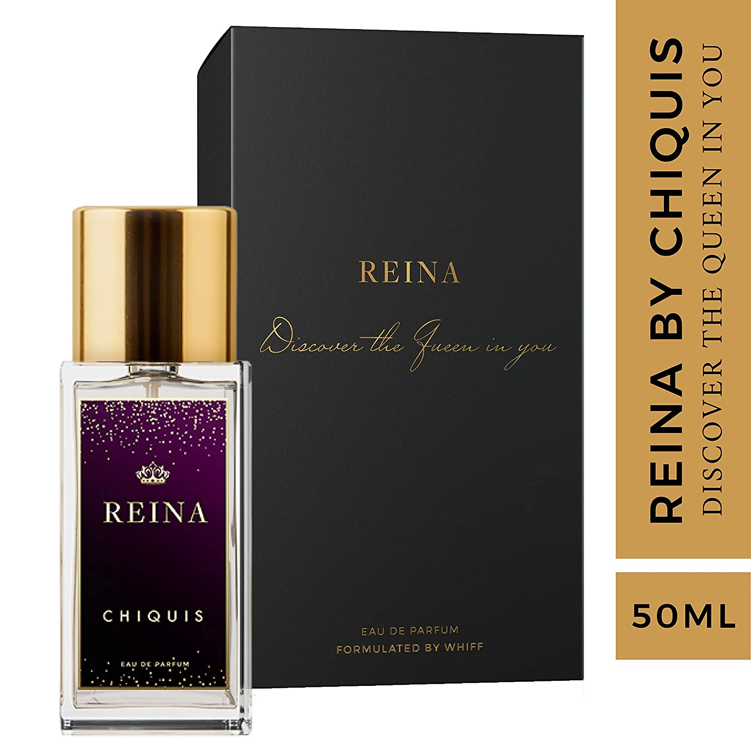 Whiff - Quality inspection REINA by Chiquis Scen Rivera Signature Outstanding Limited Edition