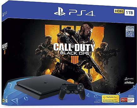 PS4 1TB Call of Duty Black Ops 4 Bundle