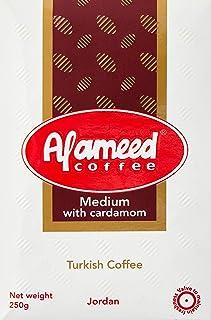 Alameed Coffee Medium with Cardamon, 226.5g