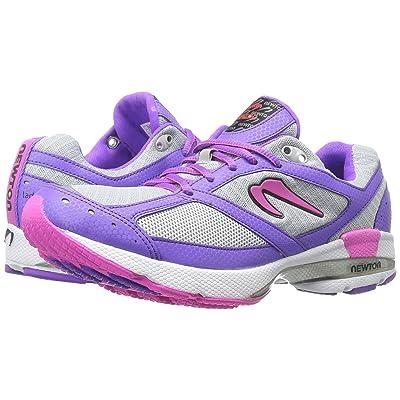 Newton Running Isaac S (Silver/Purple) Women