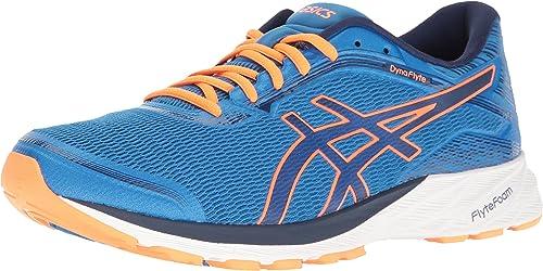 Asics Homme Dynaflyte électrique Bleu   Indigo Bleu   Chaud Orange FonctionneHommest chaussures 8 états-Unis Bleu électrique Indigo bleu Hot Orange 7 M UK