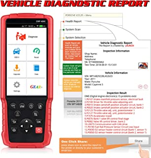 LAUNCH X431 CRP429C OBD OBD2 Scanner ABS SRS TCM ENG Code Reader Automotive Diagnostic Tool with Oil Reset,TPMS Reset, ABS Bleed, Injector Coding, IMMO, EPB, BMS, SAS, DPF,TPS (crp429c)