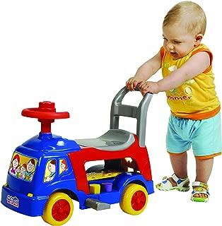 Andador 4 em 1 Magic Toys Azul