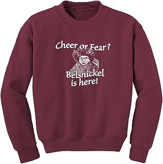 Belsnickel Cheer or Fear Crewneck Sweatshirt