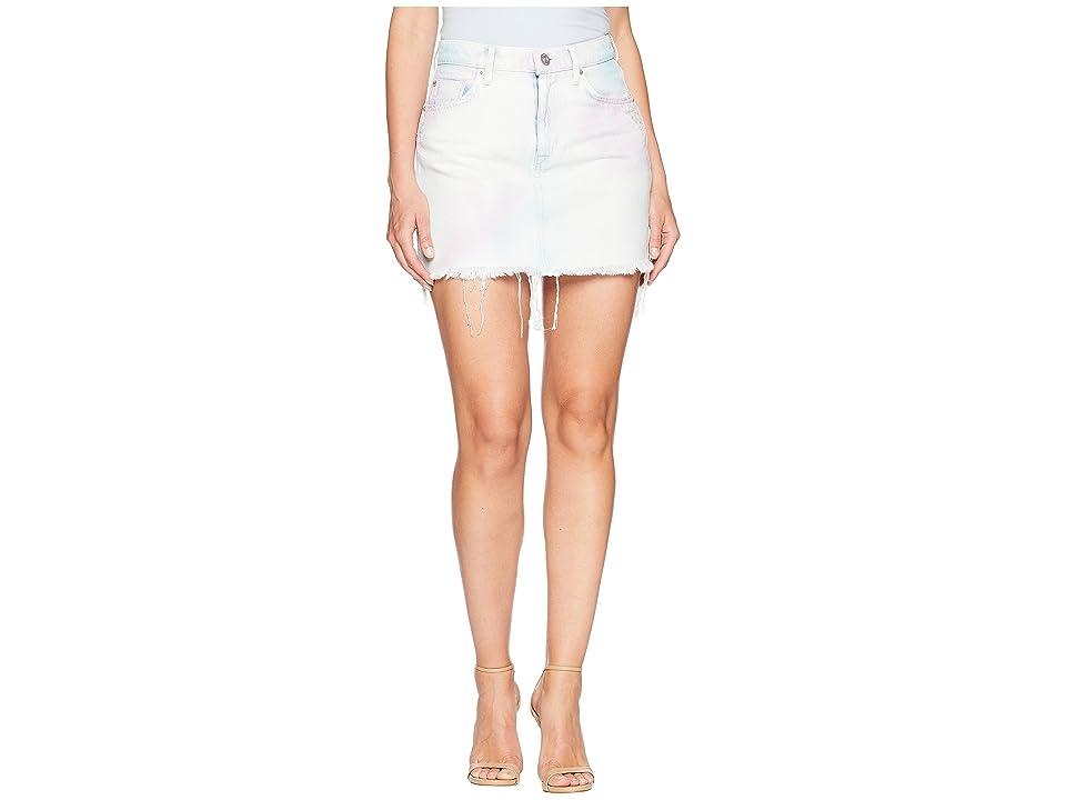 Hudson The Viper Mini Skirt in Not That Innocent (Not That Innocent) Women