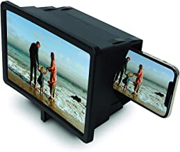 The Big Picture Smartphone Magnification System Viewing Screen That is Two Times Bigger Cell Phone Magnifier 3D Screen Enlarge Video Movie