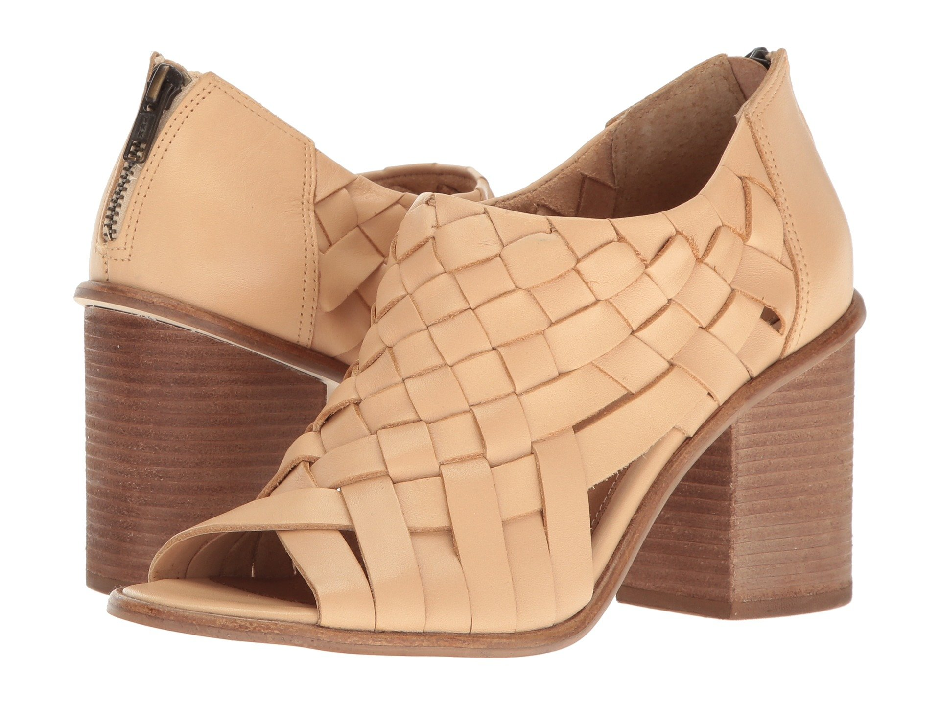CORSO COMO Salem in Nude Brushed Leather
