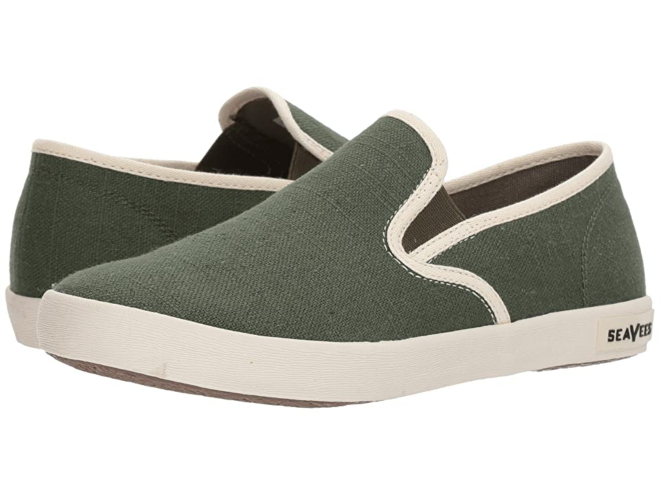SeaVees Baja Slip-On Standard (Dark Forest) Women
