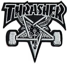 Best thrasher skategoat patch Reviews