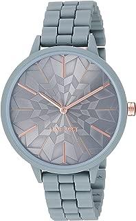 Nine West Women's Rubberized Bracelet Watch, NW/2334