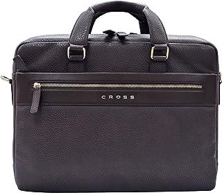 Cross Oak Brown Softsided Briefcase (AC021115N-3)