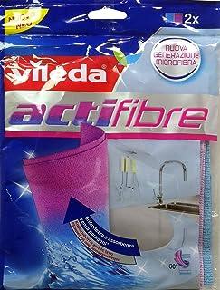 VILEDA Paño Actifibre Microfibre Para Todas Las Superficies