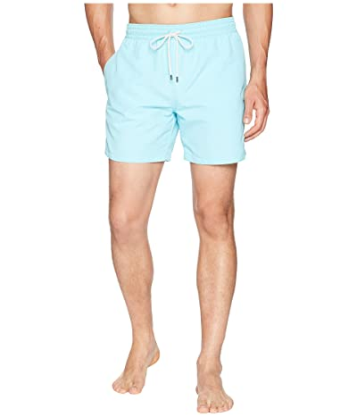 Polo Ralph Lauren Traveler Swim Shorts (Hammond Blue) Men