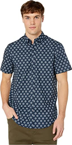 56cd186ce Search Results. Dark Navy. 3. Ben Sherman. Short Sleeve Floral Target Print  Shirt