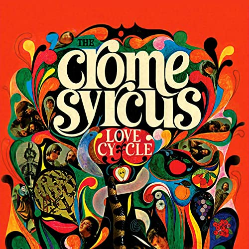 The Love Cycle By Crome Syrcus On Amazon Music Amazoncom