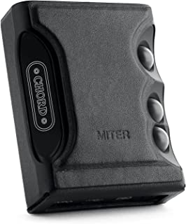 for Chord Mojo, Hand Crafted MITER Leather Case Cover [Patented Stand Case]