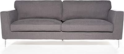 Sofas 2 Go S2G Blake Mink Sofa, One Size