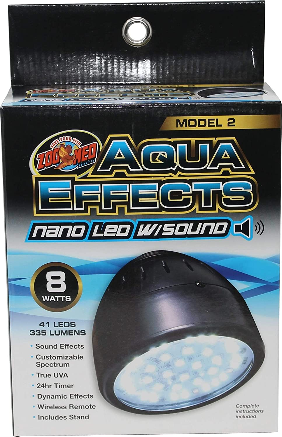 Ranking TOP6 Zoo Med Laboratories Inc - Aquaeffects It is very popular Led Light Model 2 wi Nano
