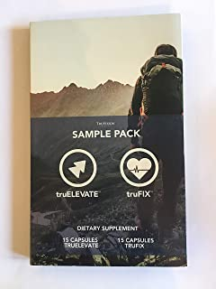 TruVision TruELEVATE & TruFix Combo - 30 Day Supply by Truvision